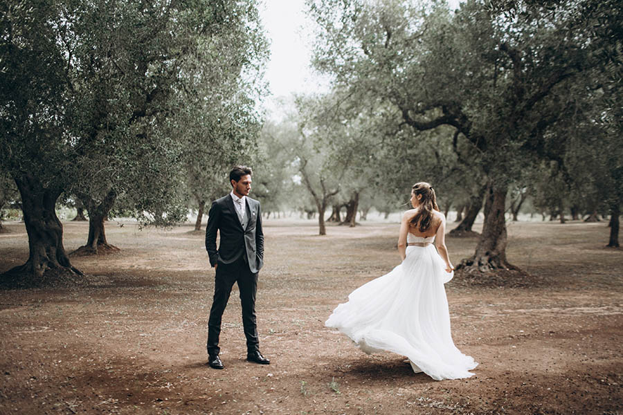 <span>Lifestyle</span>Getting Married in The Forest